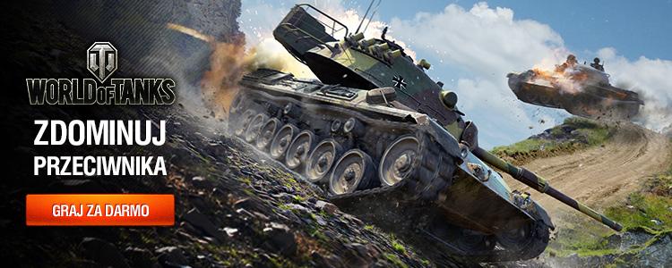 World od Tanks