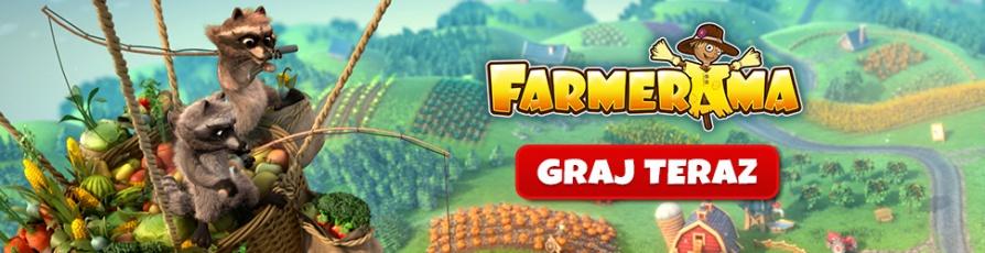 Farmerama - Wrogie przejęcie