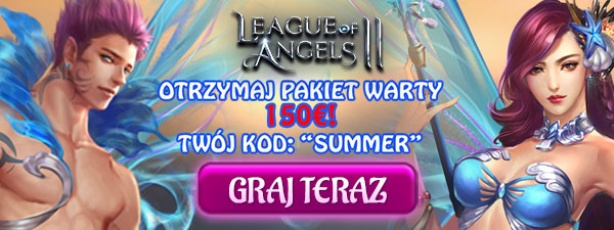 League of Angels SUMMER