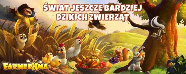 Farmerama - Świat Dzikich Zwierząt