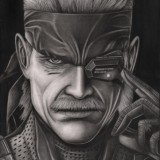 Avatar Solid_Snake