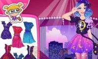 Barbie i kosmiczna impreza