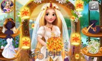Roszpunka i przygotowania do ślubu