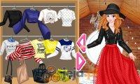 Księżniczki i kradzież stylówki