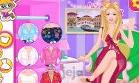 Romantyczna ucieczka Barbie i Kena