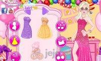 Barbie i różowe przyjęcie