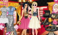 Księżniczki i klubowa noc