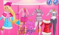 Zimowa stylizacja Barbie