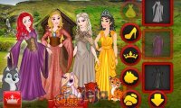 Księżniczki na tronie