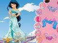 Księżniczka Dżasmina i magiczny dywan