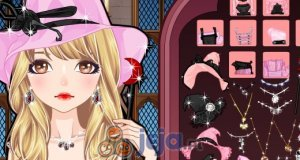 Różowa wiedźma