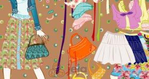 Kolorowe spódniczki