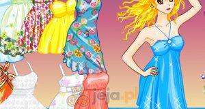 Sukienki na plażę