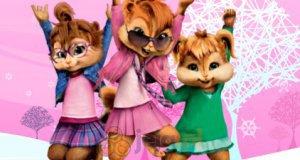 Alvin i wiewiórki puzzle
