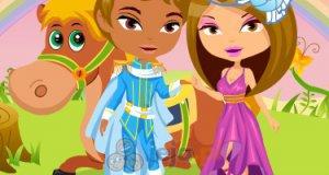 Księżniczka i jej książę