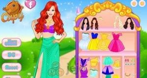 Barbie i disneyowa moda