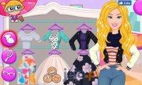 Barbie i jesienne porządki