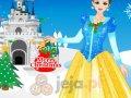 Księżniczka Disneya na Święta