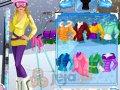 Barbie na nartach
