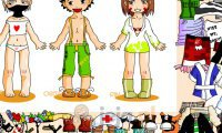 Obito, Kakashi i Rin