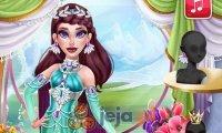 Przemiana lodowej księżniczki