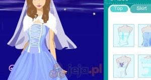 Komponowanie sukienki ślubnej