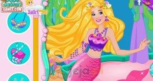 Barbie - perłowa syrena
