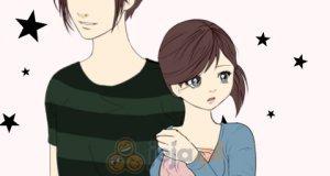 Wykreuj bohaterów mangi 9