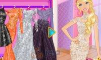 Elegancka Barbie