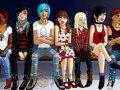 Siódemka nastolatków