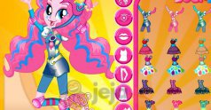 Pinkie Pie na wrotkach
