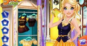 Barbie w Hogwarcie