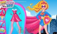 Dwa oblicza Super Barbie