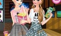 Siostry z Krainy lodu w kinie