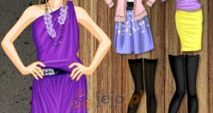 Fioletowa moda