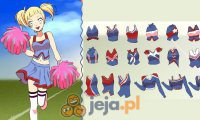 Kreator postaci: Cheerleaderka