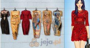 Jesienna kolekcja Dolce Gabbana
