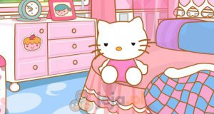 Hello Kitty idzie do szkoły