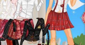 Szkolny mundurek
