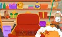 Sprzątanie domu Mikołaja