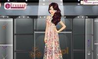 Piękne haftowane sukienki