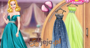 Księżniczki na balu tematycznym