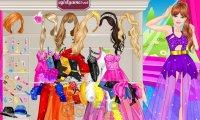 Barbie na koncercie