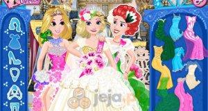Ślubne przyjęcie Elsy