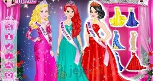 Konkurs piękności Disneya