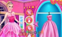 Dwa style Barbie