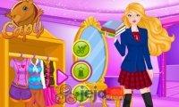 Barbie w szkole