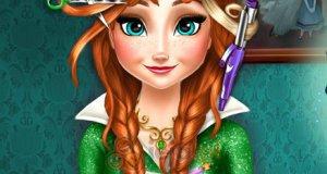 Prawdziwa fryzura Anny