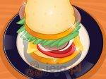 Duża kanapka
