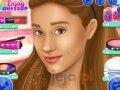 Prawdziwy makijaż Ariany Grande